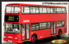 NORTHCORD UKBUS1023 Trident ALX400 - Stagecoach East London - Route 55 Oxford Circus * PRE OWNED *